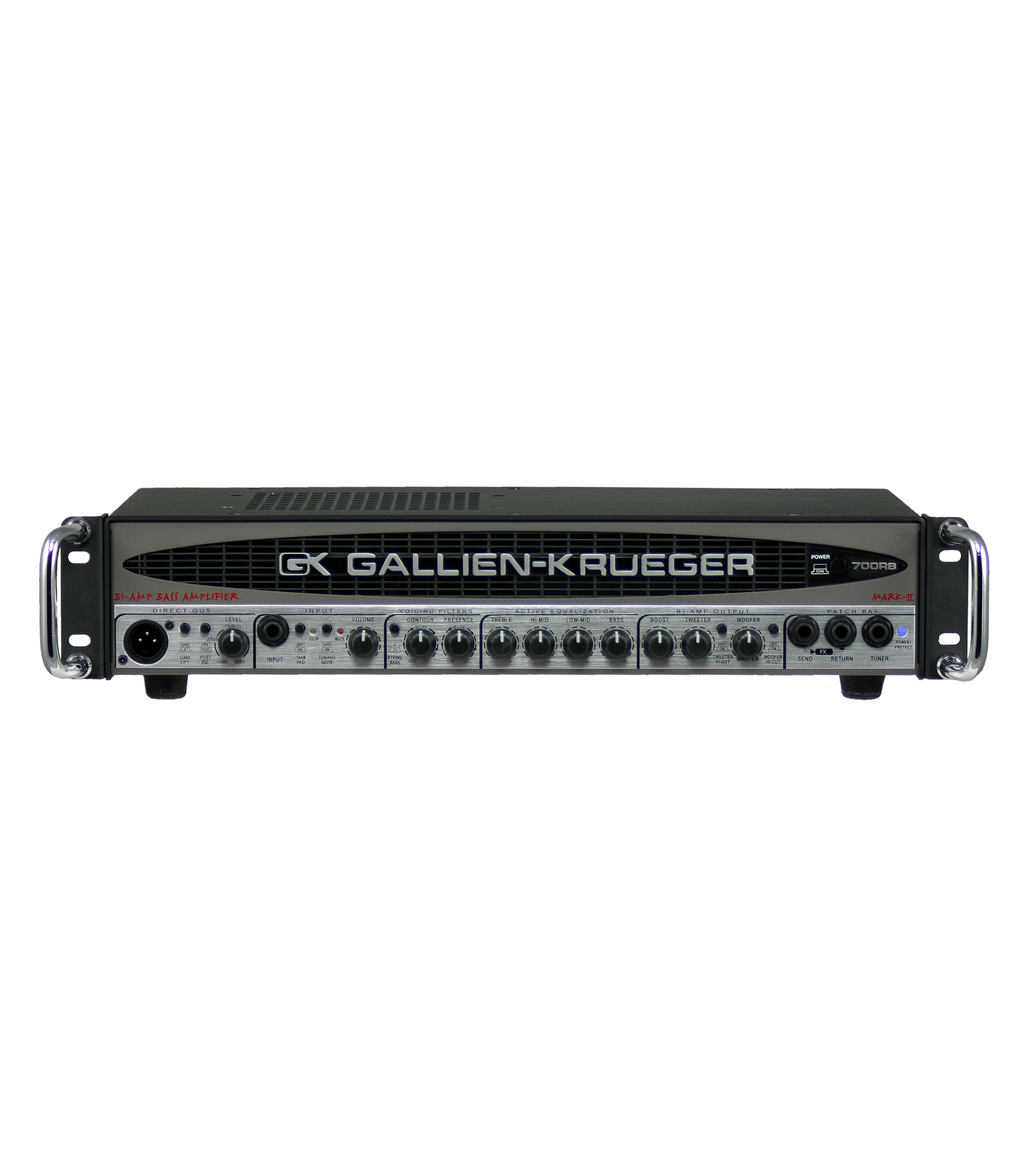 Buy gk RB 480 50 Watt Bi Amp Solid State Bass Head Melody House