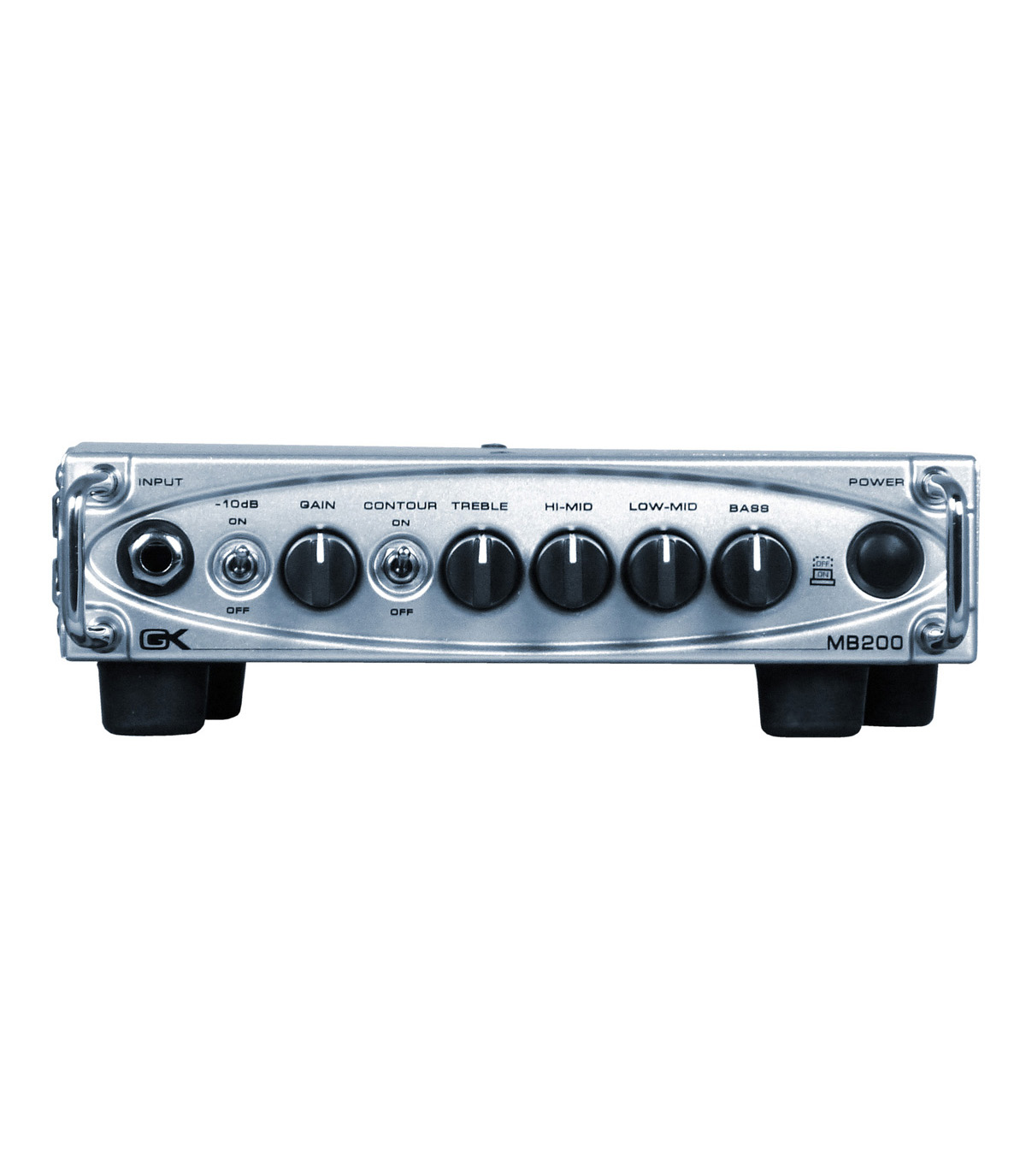 Buy gk MB 200 Watt Ultra Light Solid State Bass Head Melody House