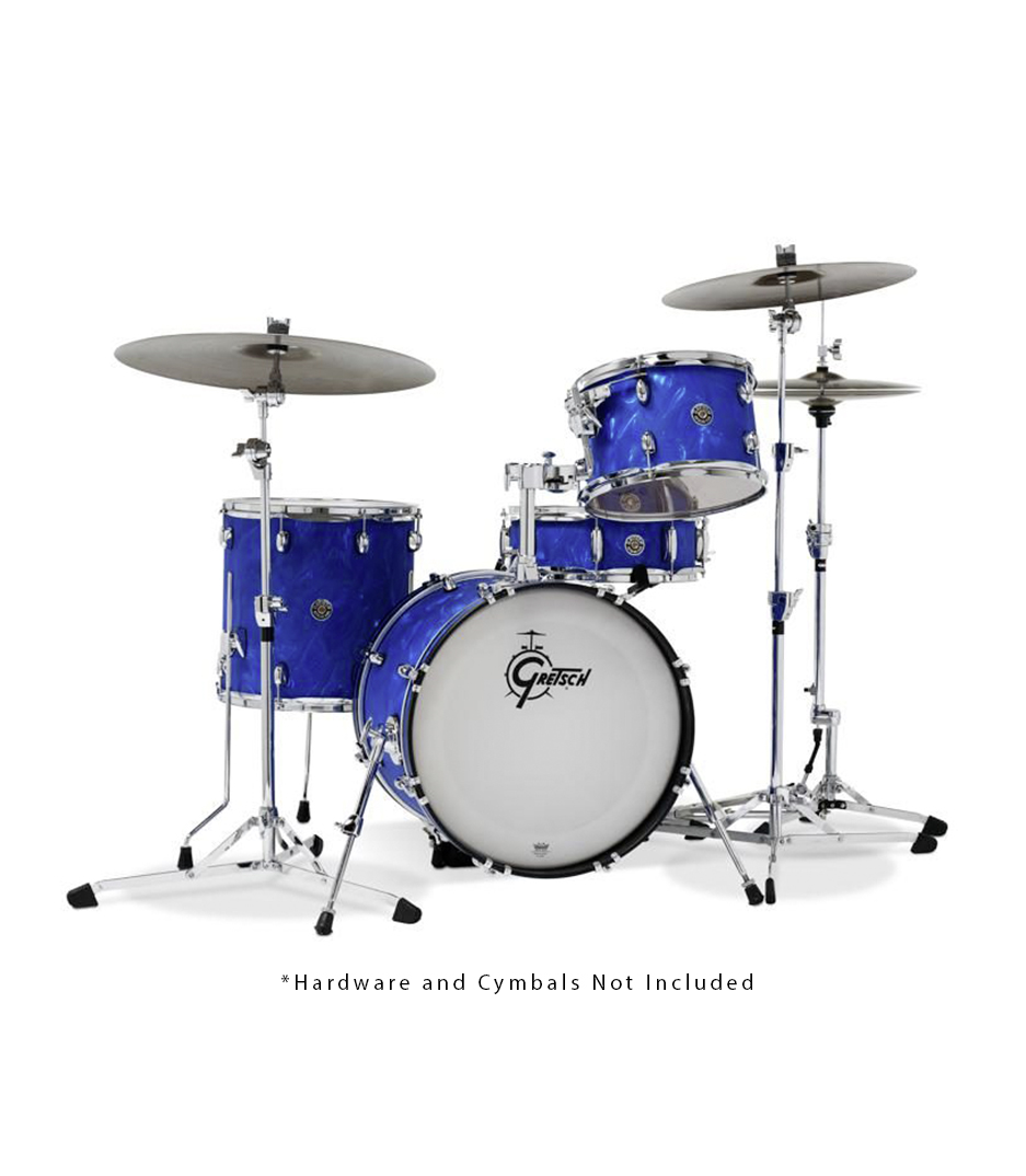 Gretsch - CT1 J484 BSF Catalina Club 4Pc 8x12 14x14 14x18 5x