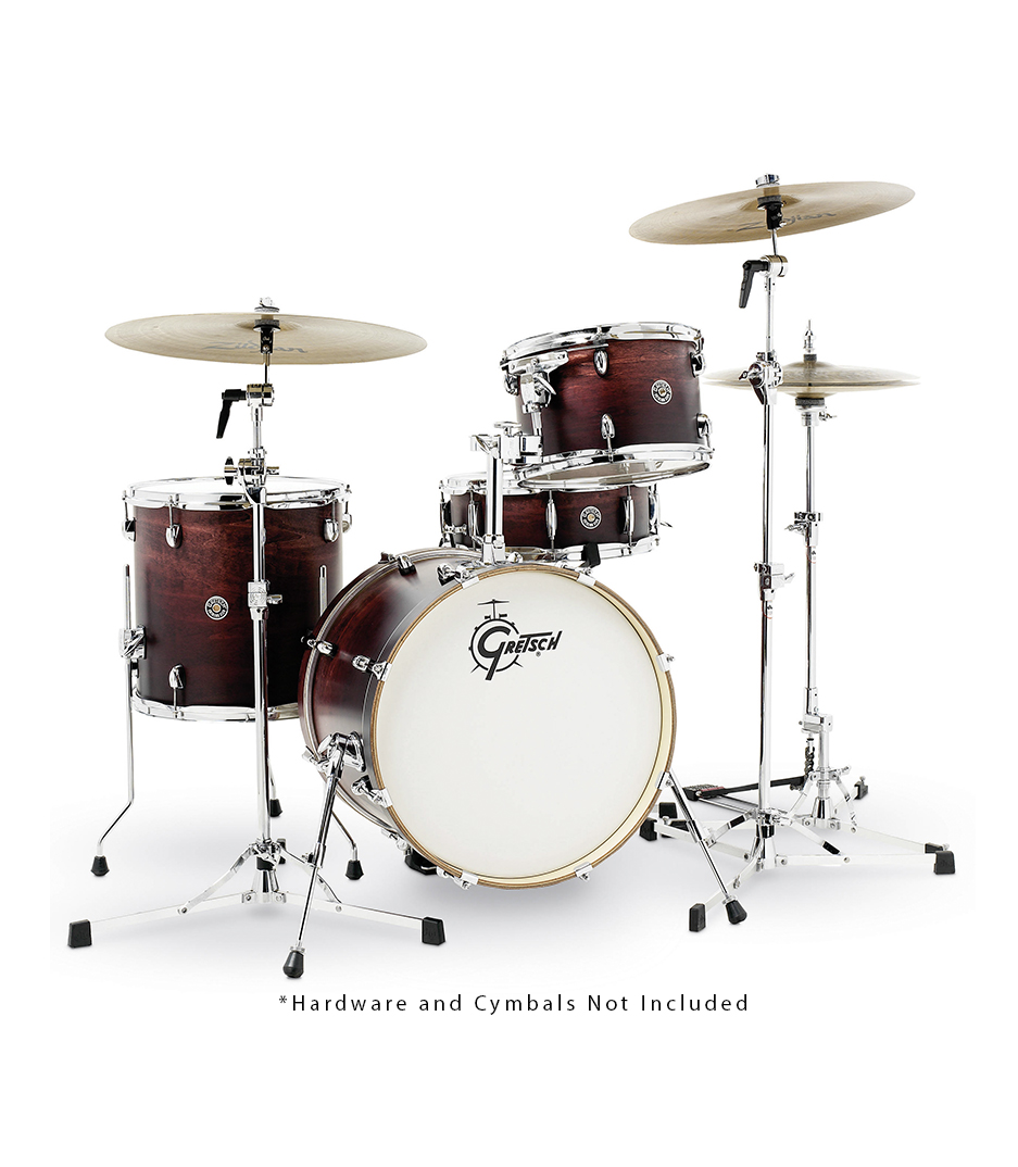 Gretsch - CT1 J484 SAF Catalina Club 4Pc 8x12 14x14 14x18 5x