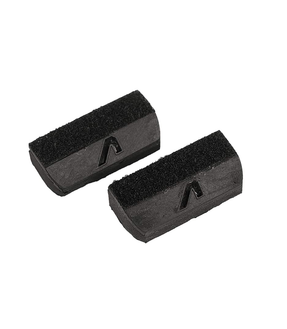 Gruv - FWG2 BLK MD Neoprene Guitar Accessory 2 PK - Melody House Musical Instruments