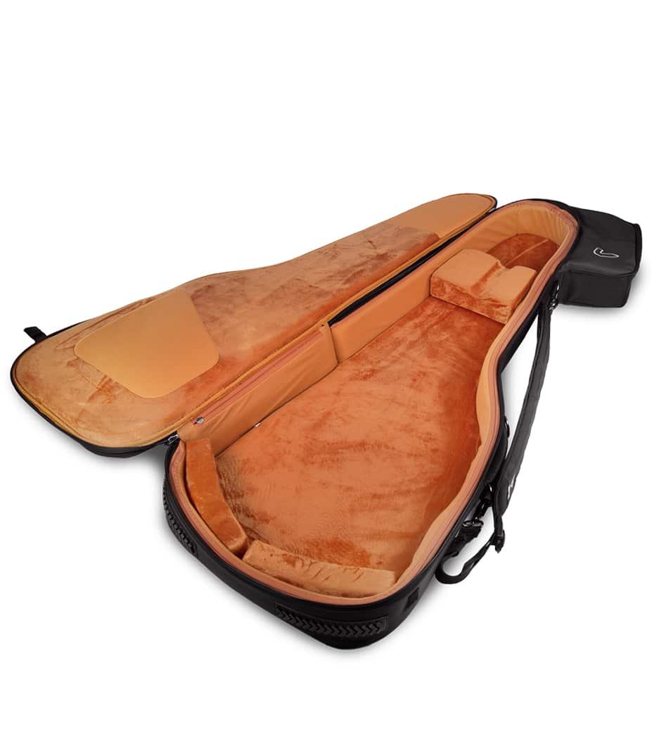 Gruv - GIGBLADE2 AG BLK Nylon Guitar Bag - Melody House