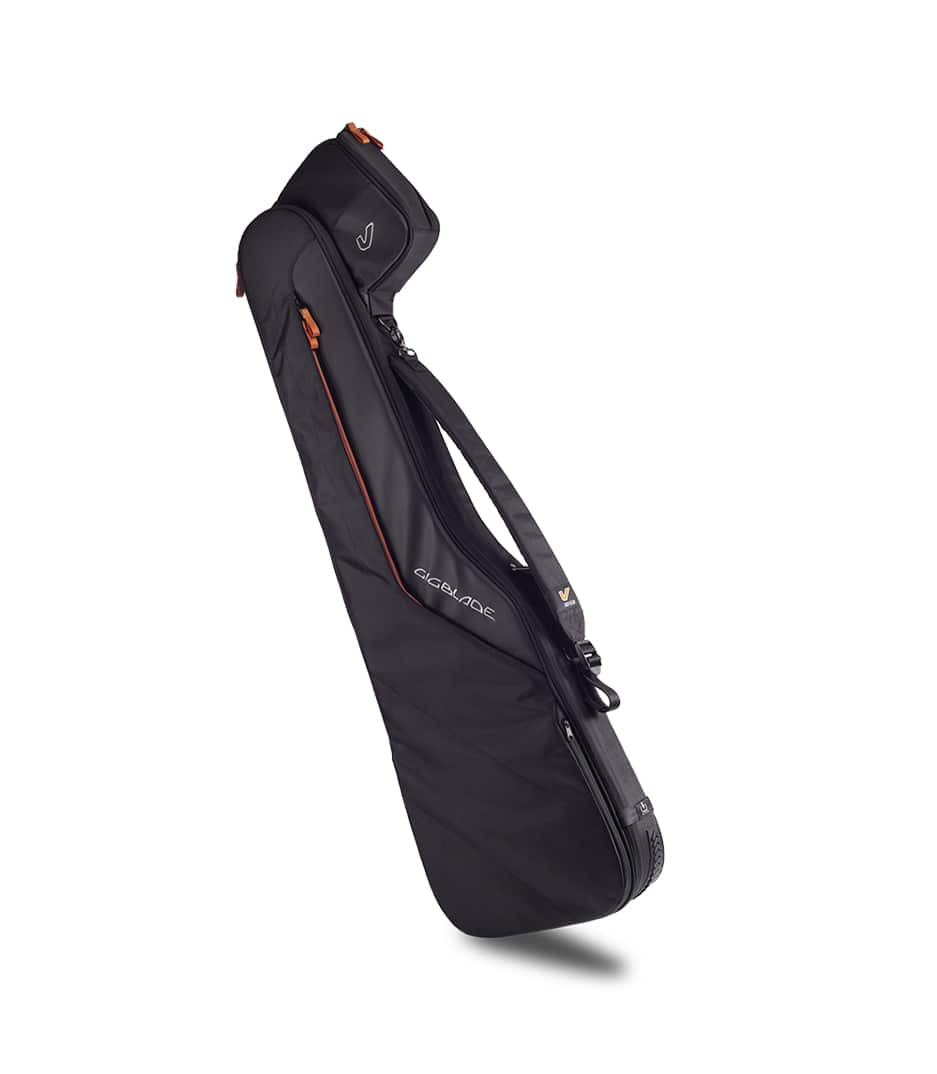 buy gruv gigblade2 eb blk nylon guitar bag