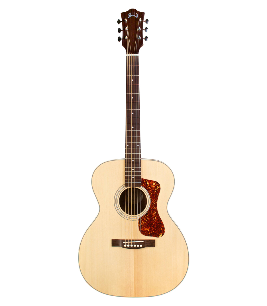 Buy guild OM240E Orchestra Acoustic Guitar Natural Finish Melody House