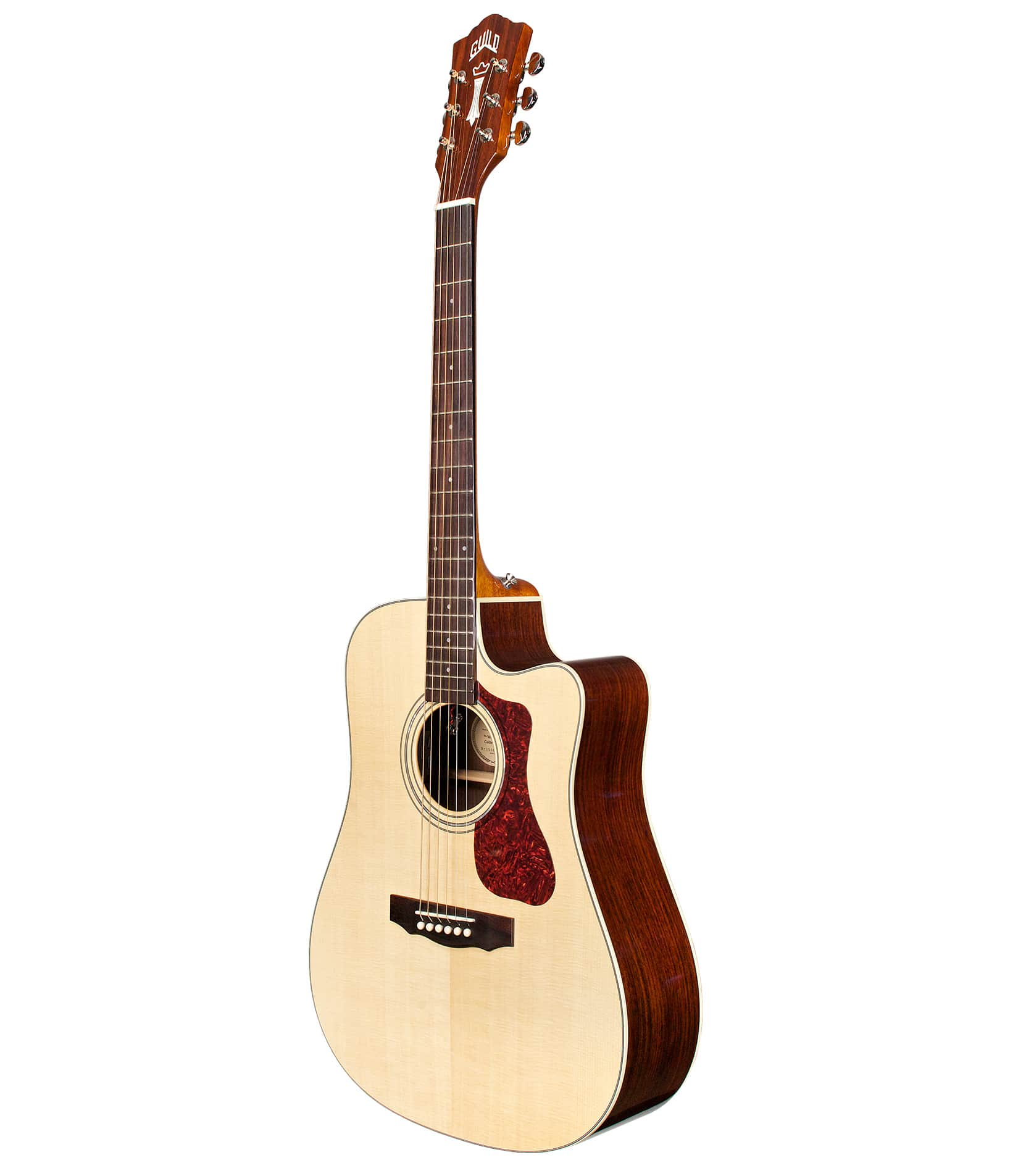 Melody House Musical Instruments Store - D150NCE Dreadnought Cutaway Acoustic Natural Finis