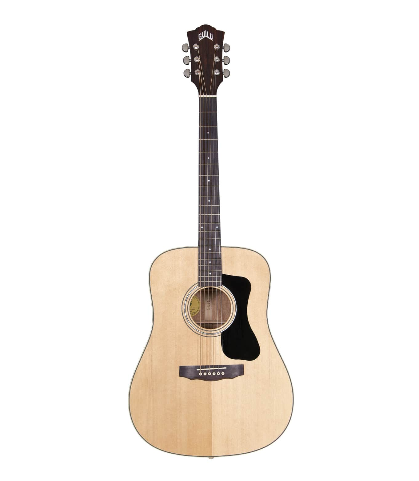 Buy guild - D150N Dreadnought Acoustic Guitar Natural Finish