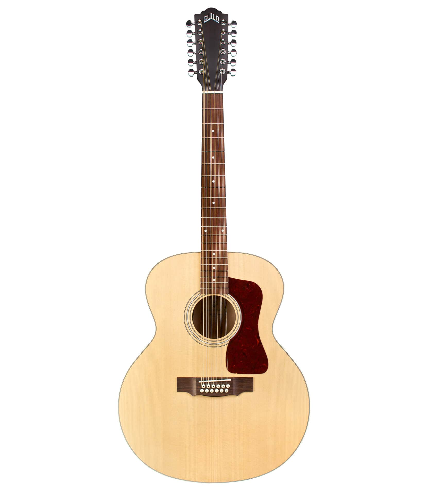 Guild - F2512E 12 String Jumbo Acoustic Electric Guitar