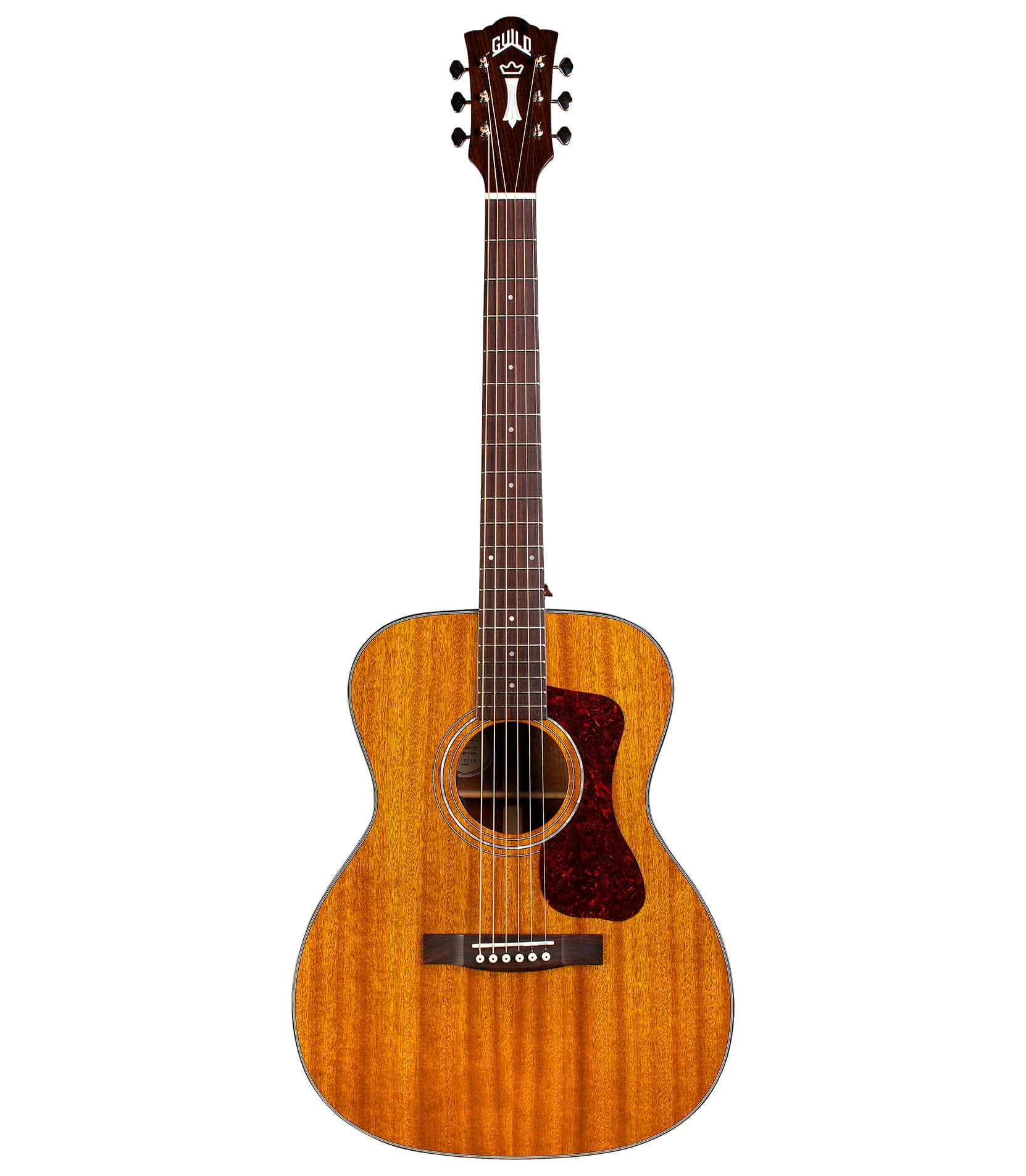 Buy guild OM120 Orchestra Acoustic Guitar Natural Finish Melody House