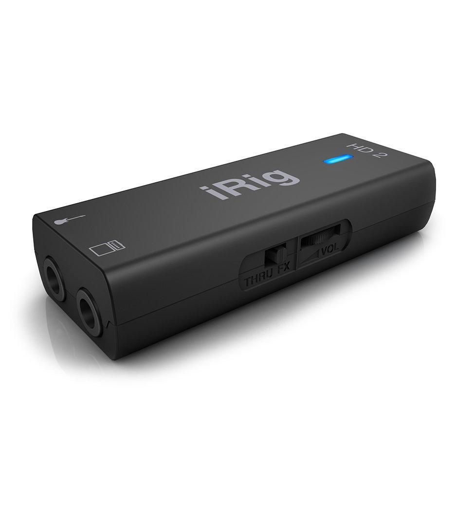 IK Multimedia - IP IRIG HD2 IN - Melody House