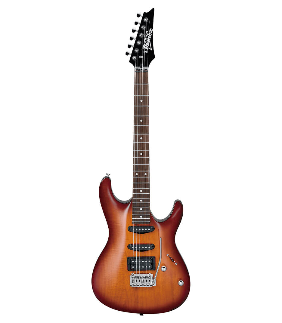 Ibanez - Ibanez GSA60 electric guitar brown sunburst - Melody House Musical Instruments