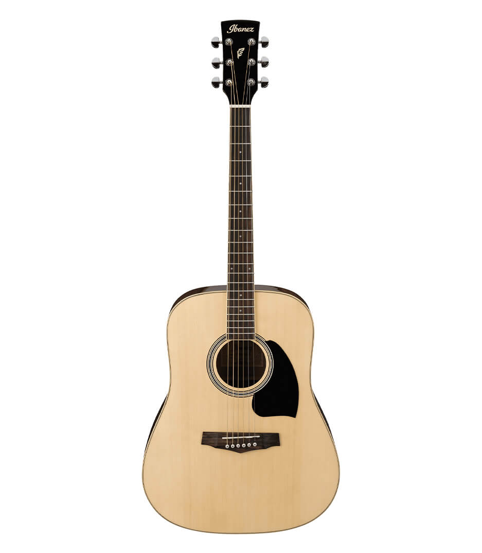 buy ibanez ibanez pf15 dreadnought acoustic guitar natural