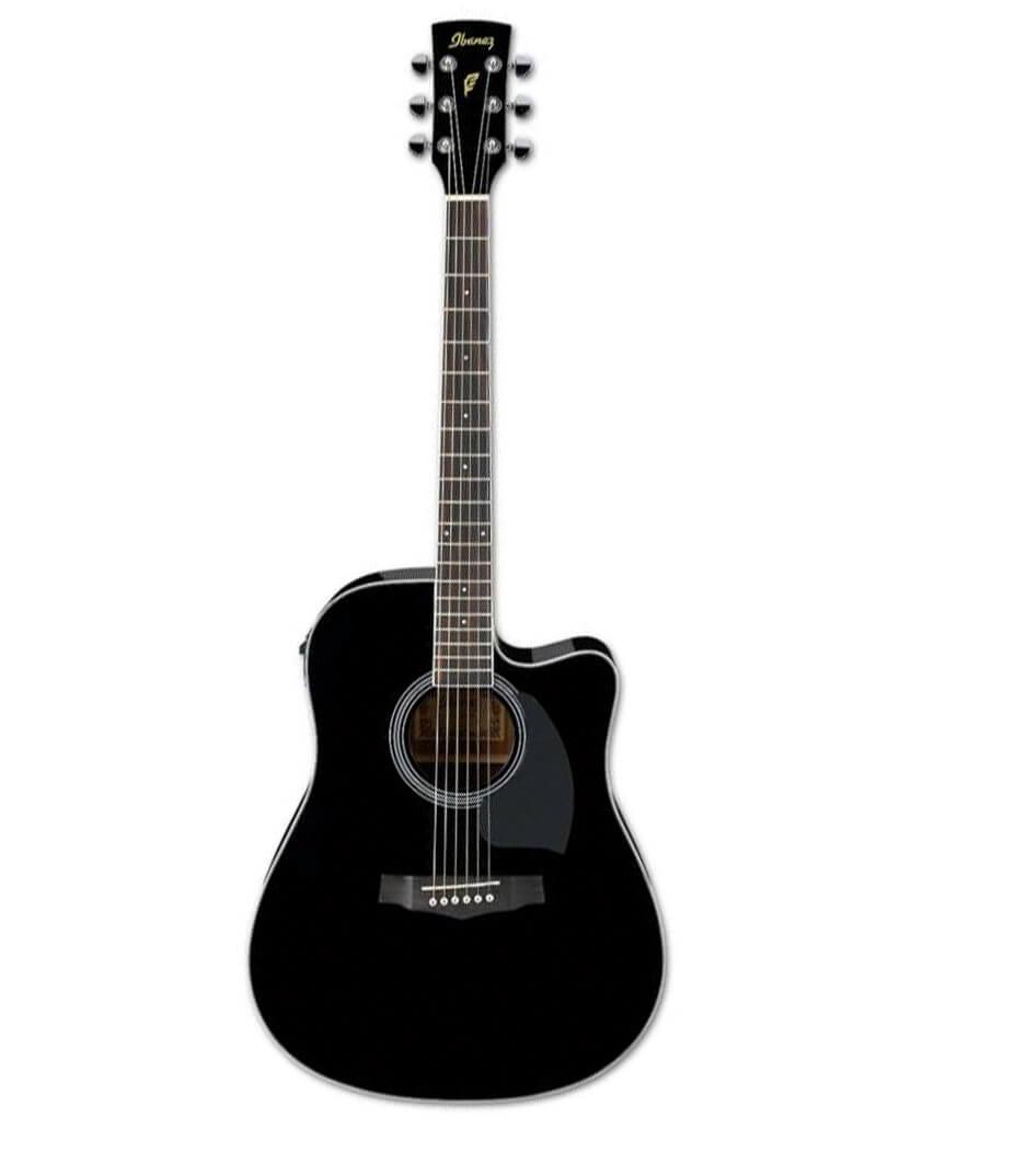 Ibanez - PF15ECE BK Electric Guitar