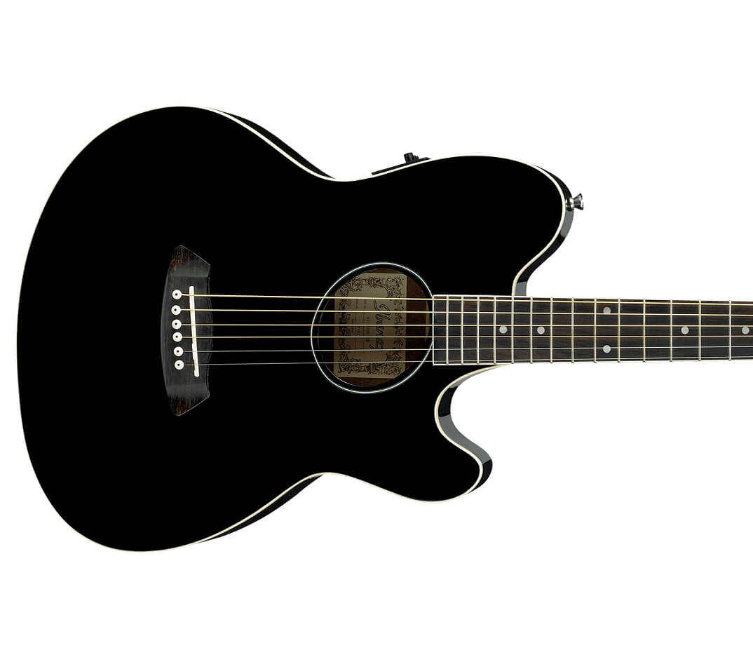 Ibanez - TCY10E-BK - Melody House Musical Instruments