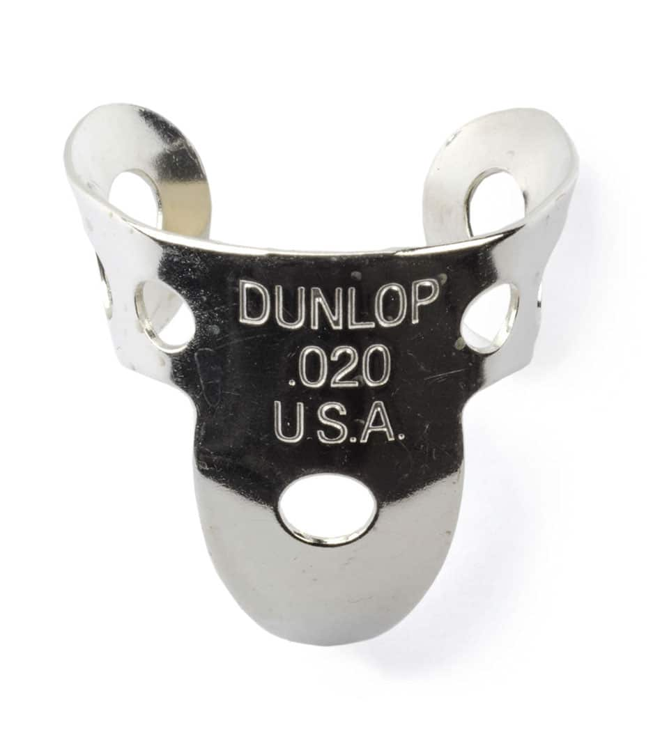 Dunlop - Nickel Silver Fingerpick .020mm 20 tube - Melody House Musical Instruments