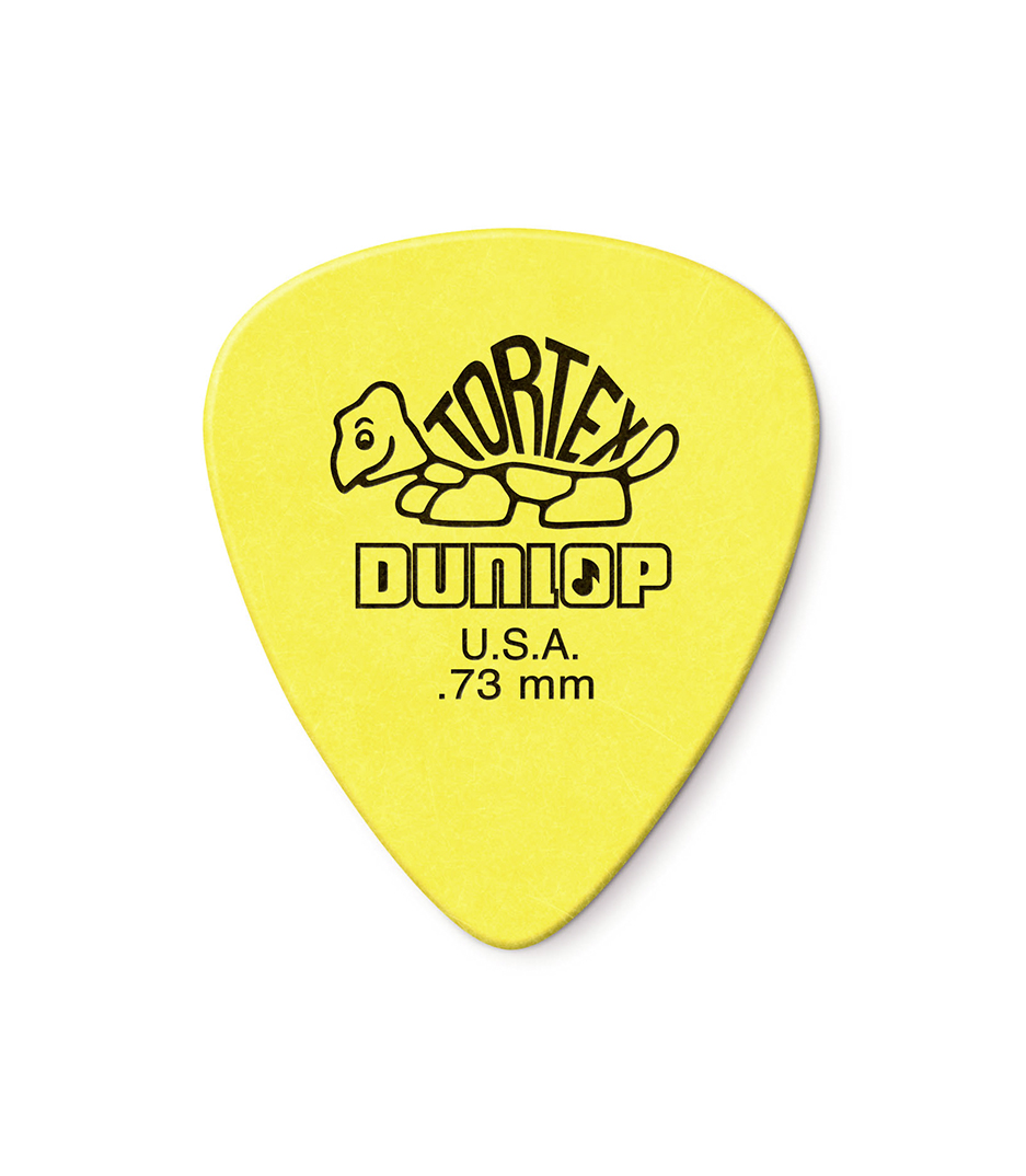 Dunlop - 418R 73 TORTEX STD Pack of 72 - Melody House Musical Instruments