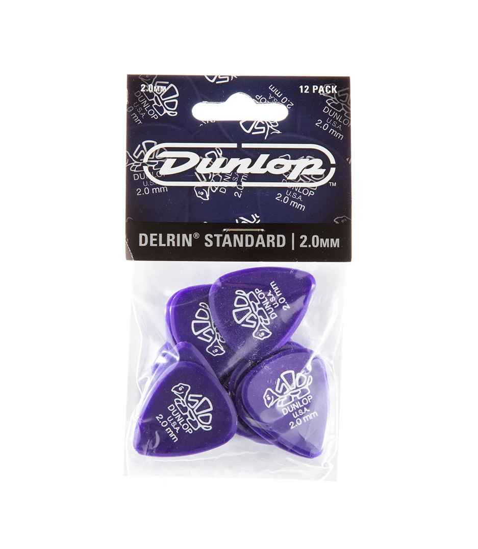 Buy dunlop 41R2 0 DEL 500 STD Pack of 72 Melody House
