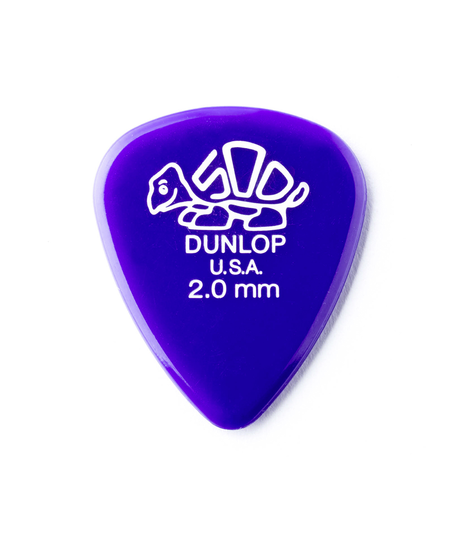 Dunlop - 41R2 0 DEL 500 STD Pack of 72 - Melody House Musical Instruments