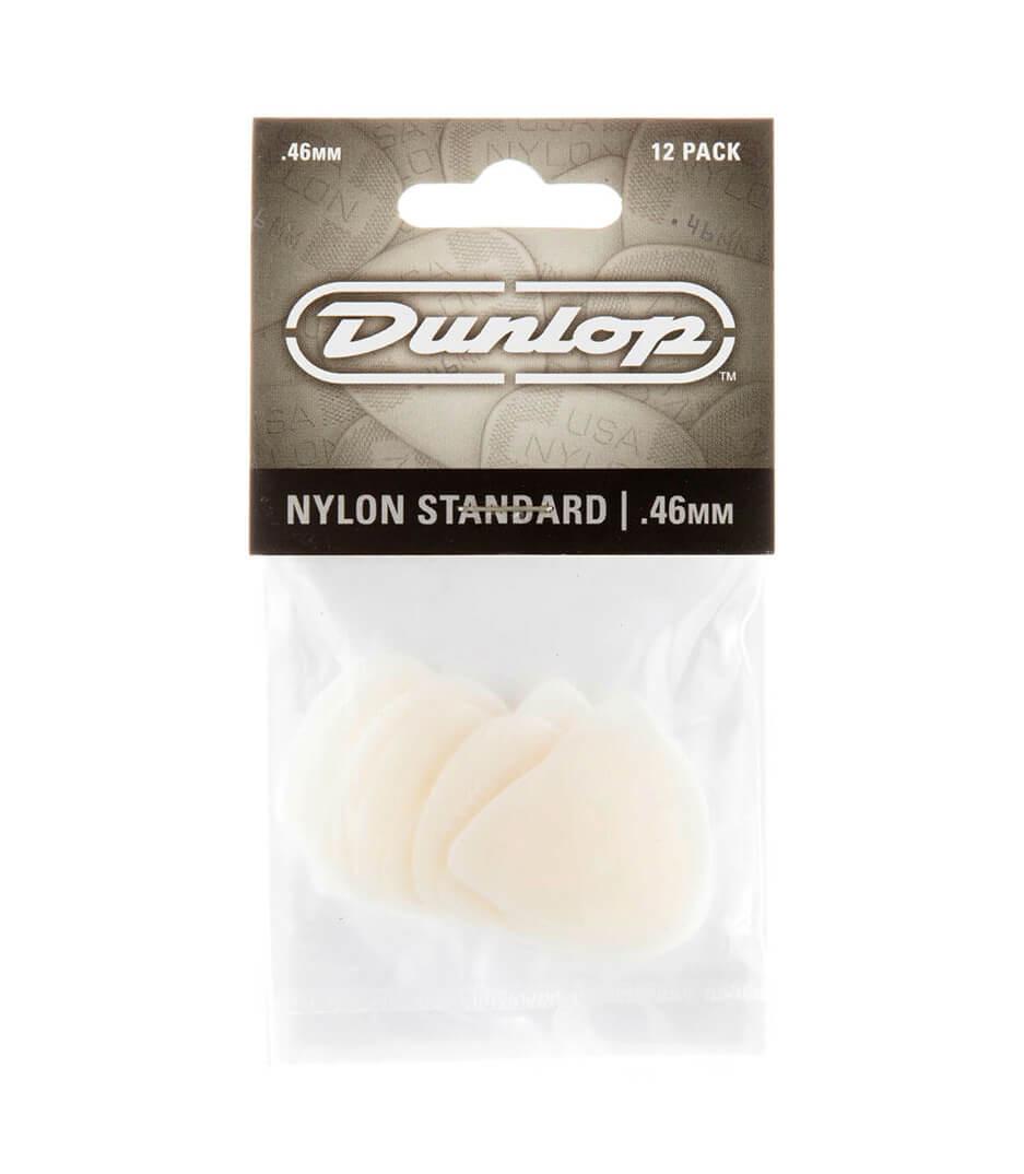 Dunlop - 44P 46 NYLON STD 12 PLYPK