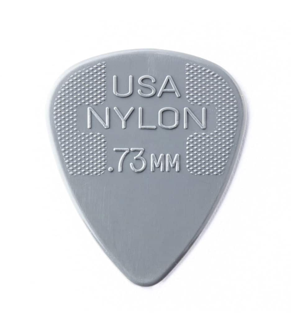 Buy Dunlop - Nylon Guitar Pick .73mm 72 Pack