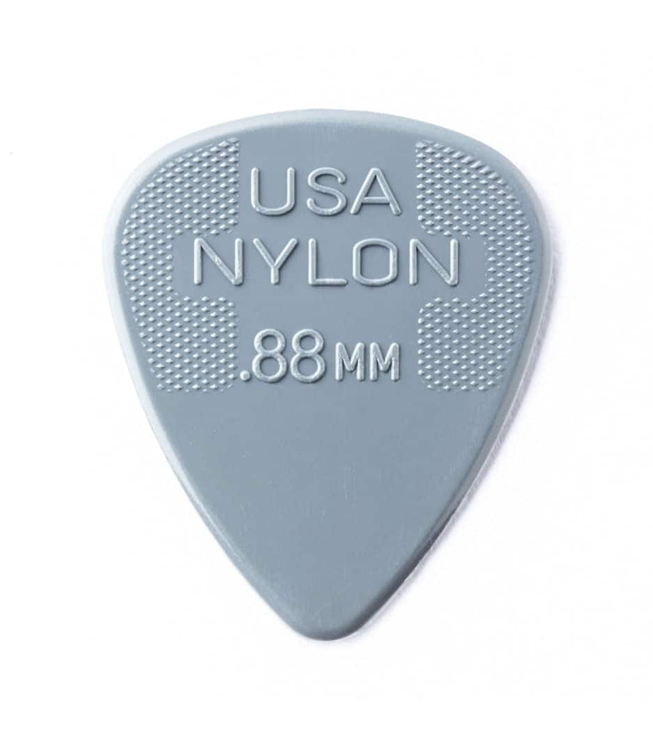 Buy Dunlop - Nylon Guitar Pick .88mm 72 Pack