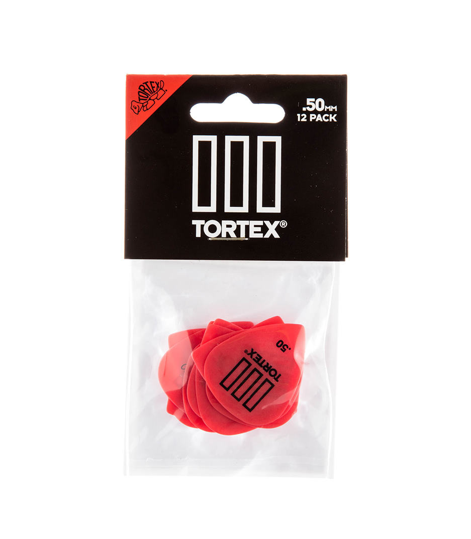 Buy dunlop 462R 50 TORTEX III Pack of 72 Melody House