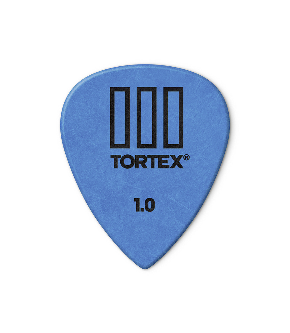 Dunlop - 462R1 00 TORTEX III Pack of 72 - Melody House Musical Instruments