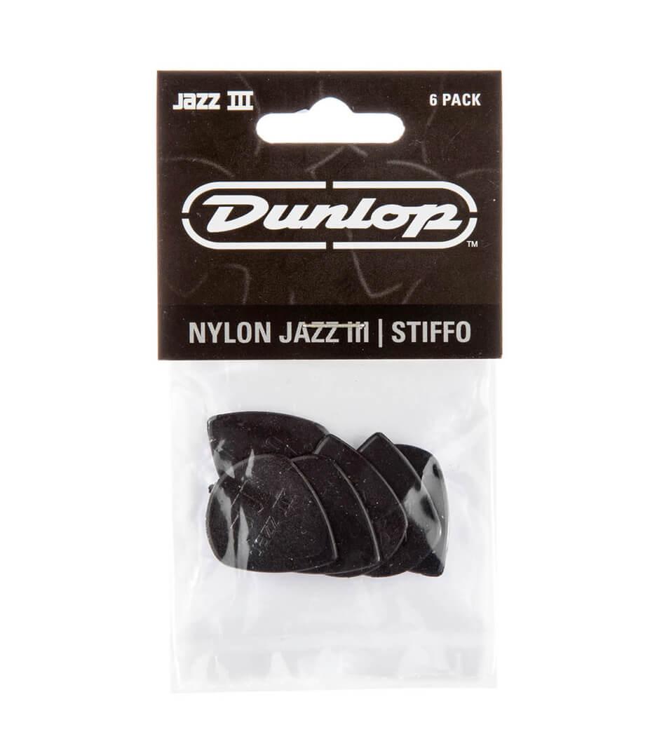 Dunlop - 47P3S NYLON JAZZ 6 PLYPK