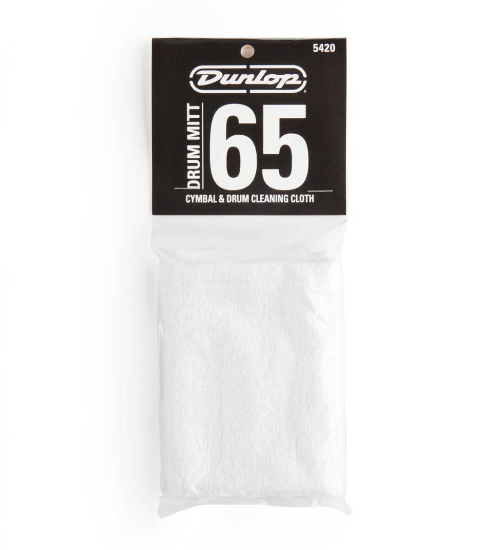 Buy dunlop 5420 DRUM CLEANING MITT EA Melody House