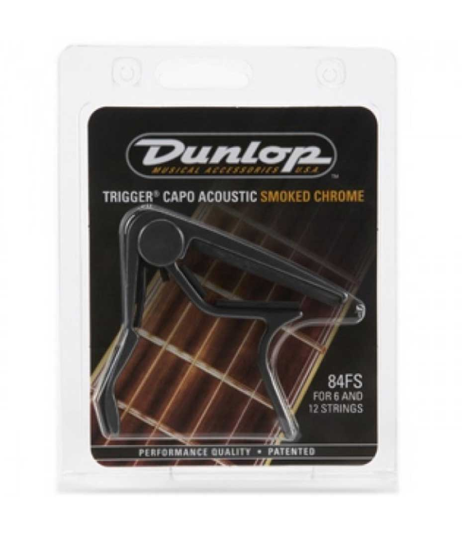 Dunlop - 84FS TRIGGER FLT SMOKE EA - Melody House Musical Instruments