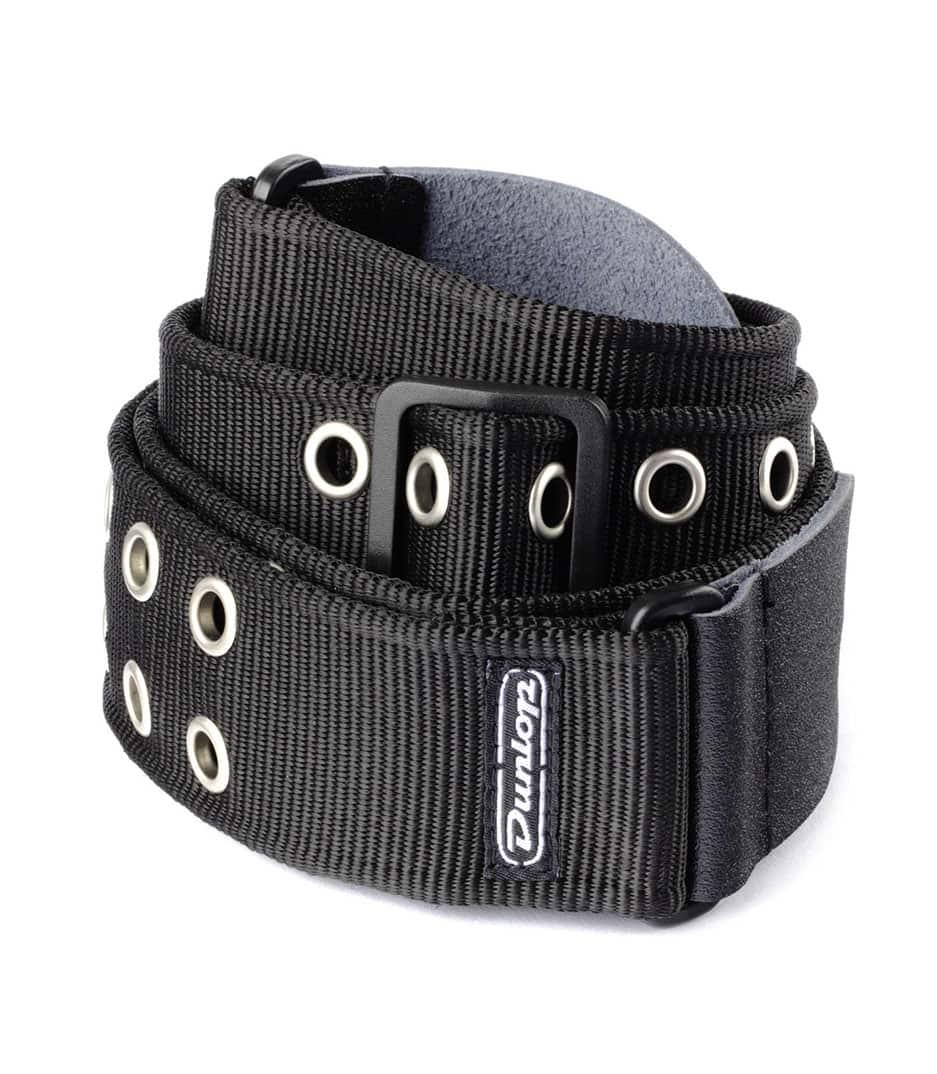 Dunlop - Classic Strap Grommet Black