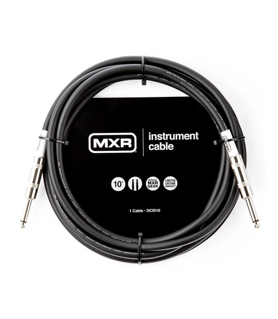 Dunlop - DCIS10 MXR INSTR CABLE 10FT EA