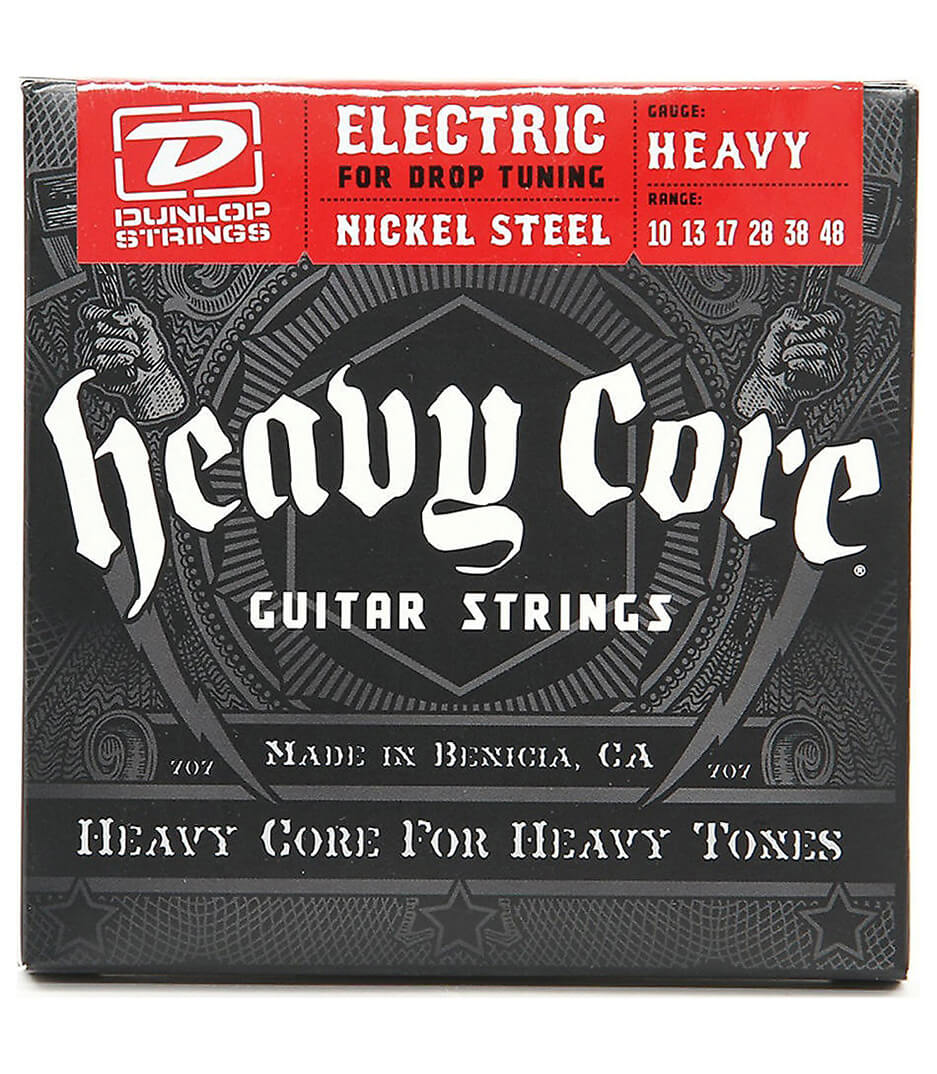 Dunlop - DHCN1048 HEAVY CORE 6 SET710137046320