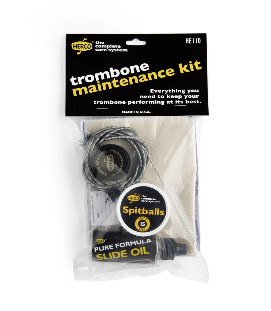 Dunlop - HE110 TROMB MAINT KIT EA - Melody House