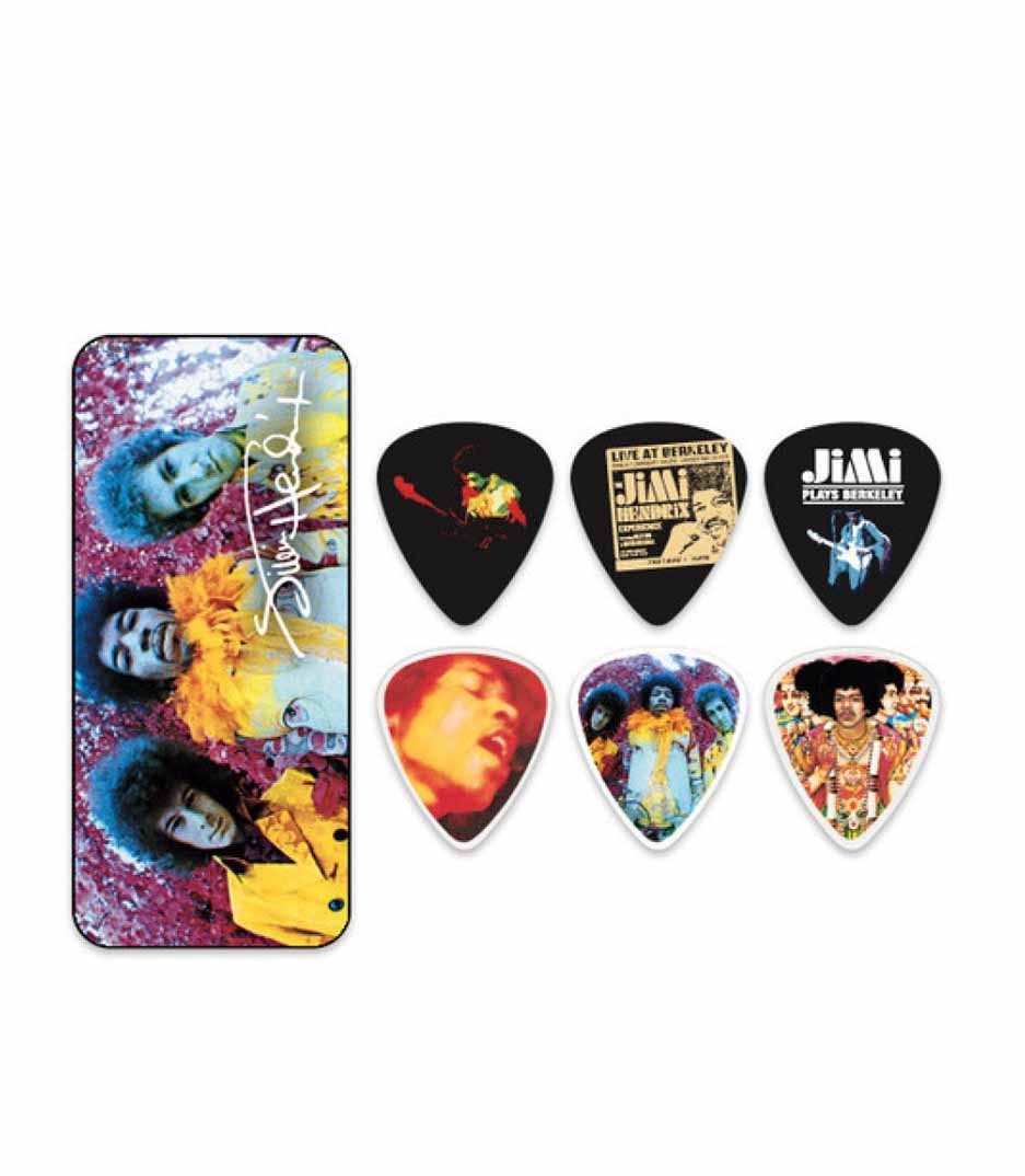 buy dunlop jimi hendrix are you experienced pic tin