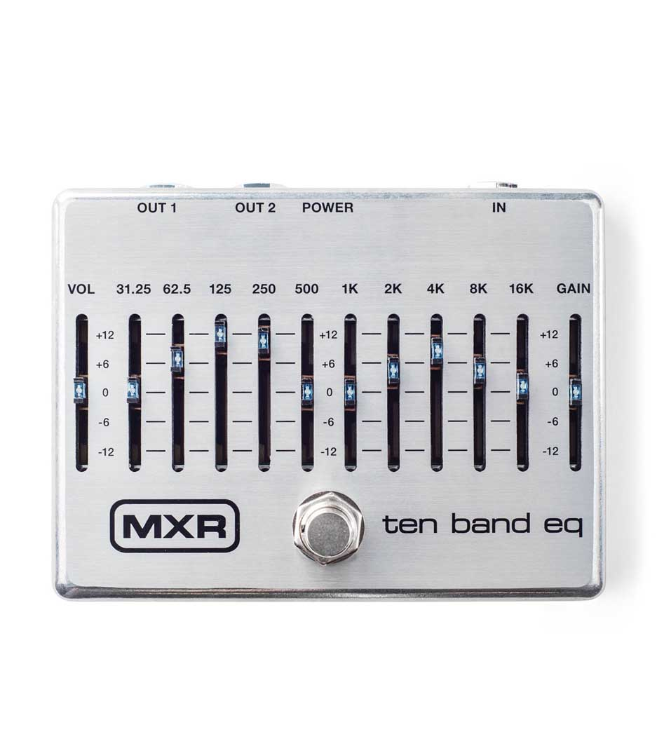 Buy Dunlop - M108S MXR 10 BAND EQ EA