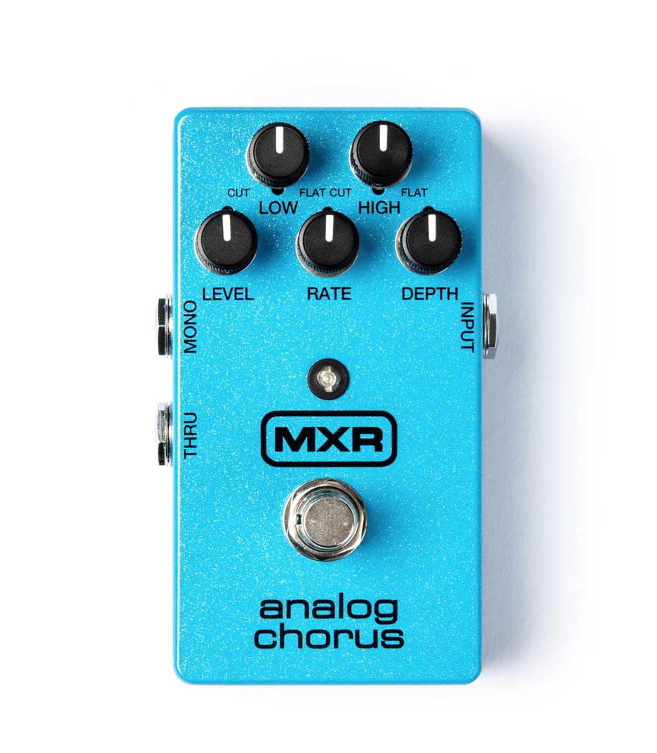 Buy dunlop M234 MXR ANALOG CHORUS EA Melody House