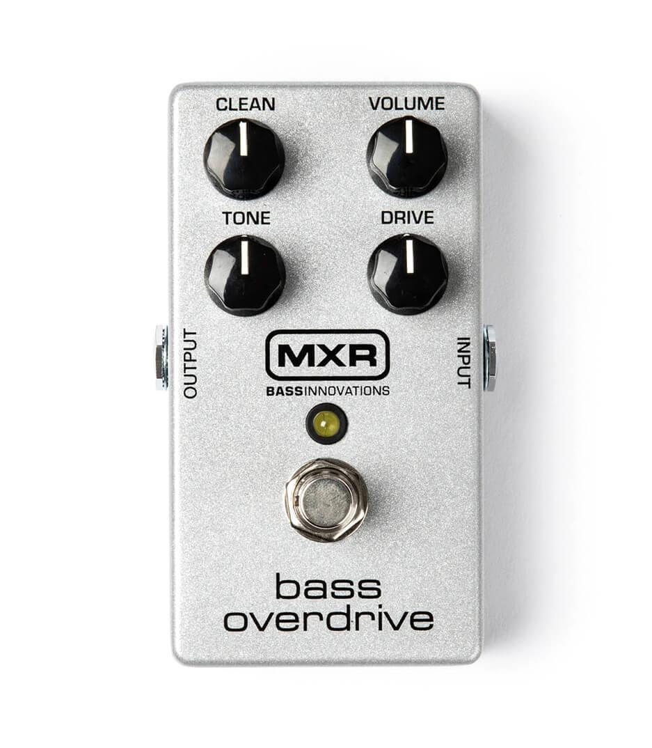 Dunlop - M89 MXR BASS OVERDRIVE EA