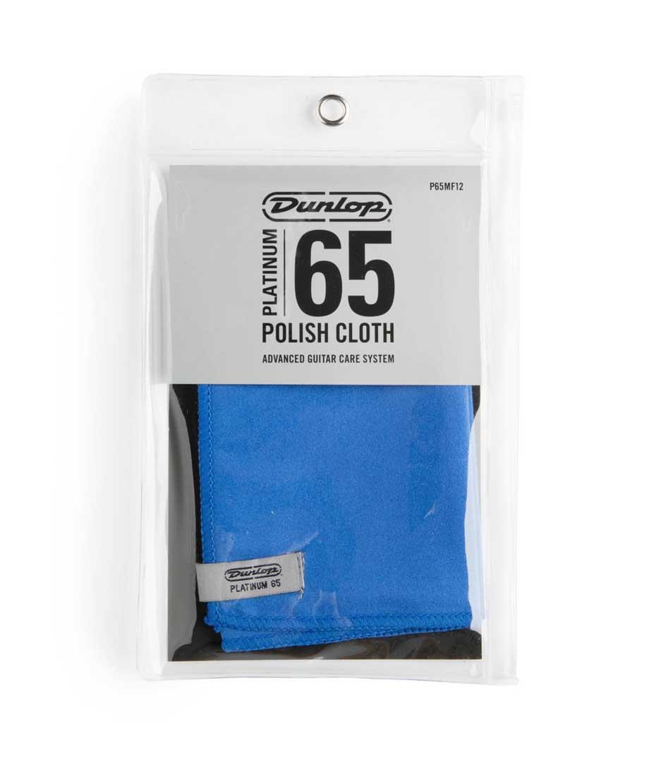 buy dunlop p65mf12 pltnum 65 12in clth ea