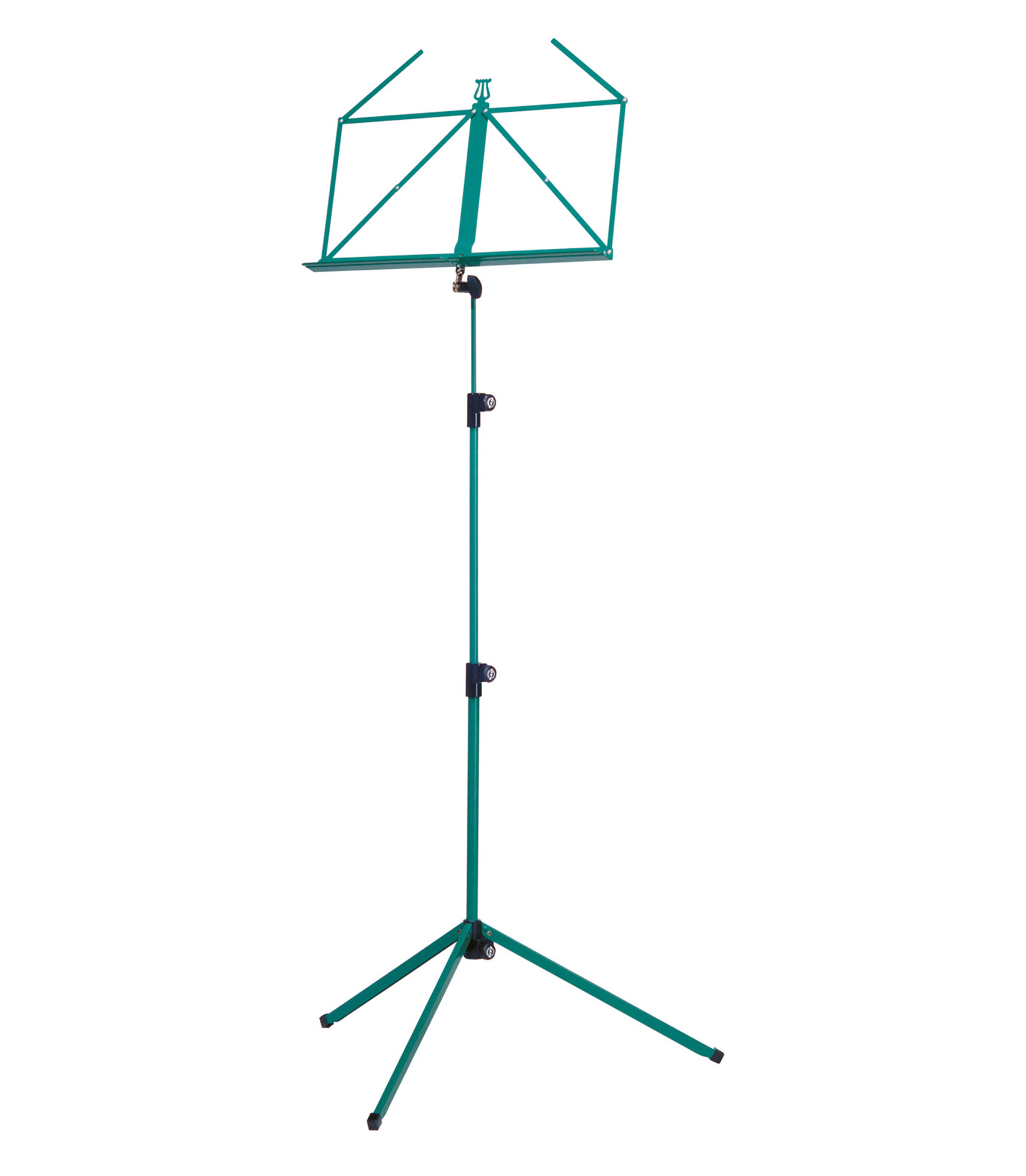 buy k&m 10010 000 60 music stand green color