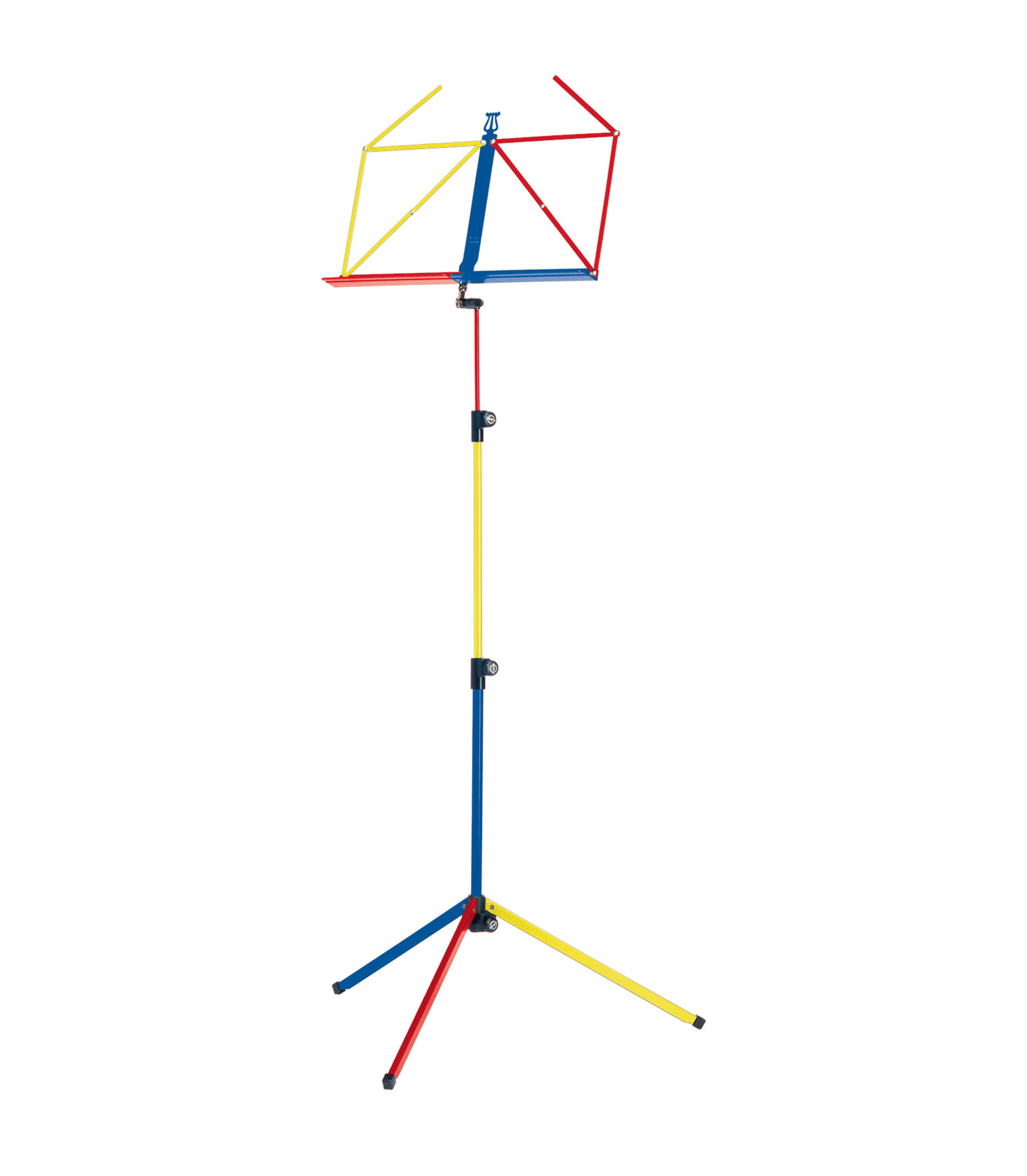 K&M - 10010 000 99 Music stand Rainbow color - Melody House Musical Instruments