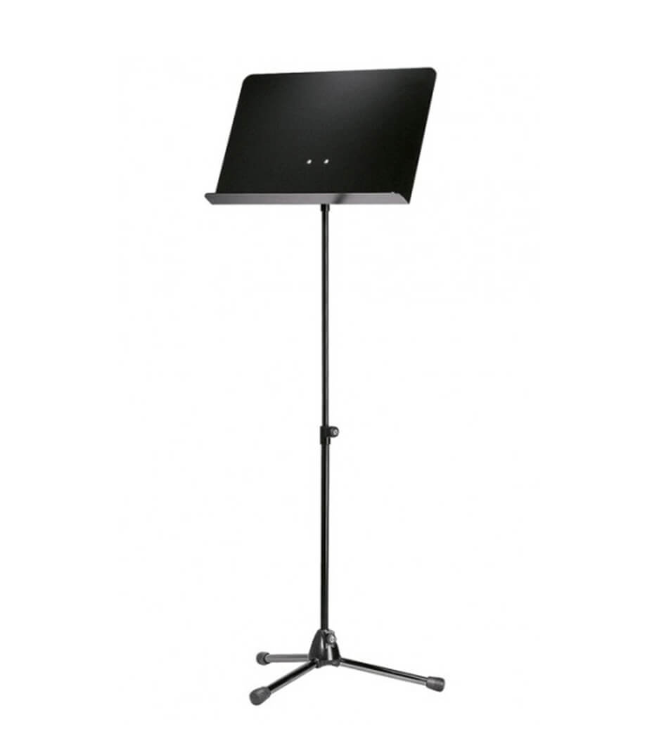 buy k&m 11920 000 55 orchestra music stand black