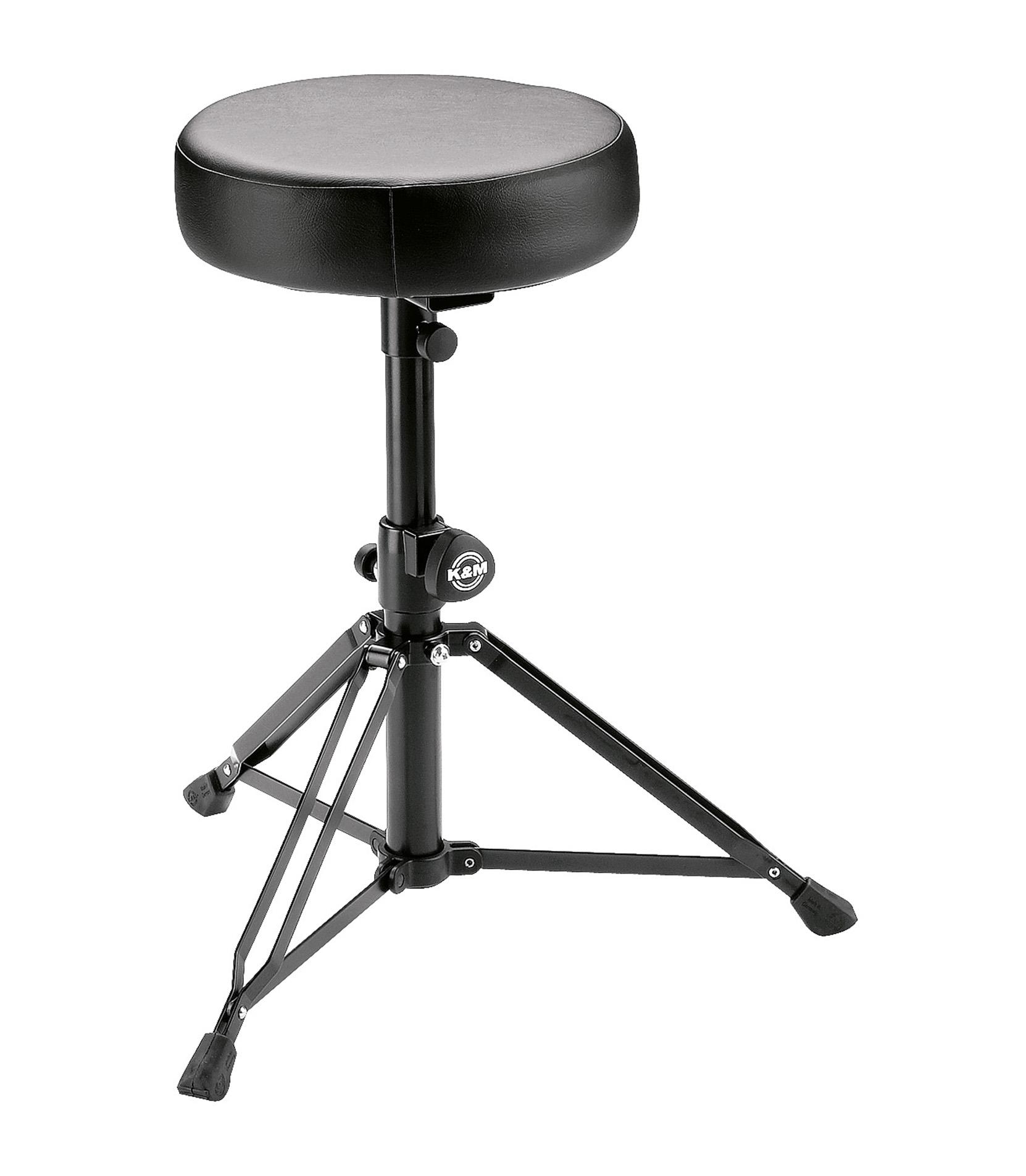 Buy K&M - 14015 000 55 Drummers throneblack leather