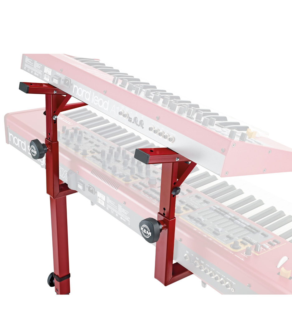 K&M - 18811 000 91 Stacker ruby red - Melody House