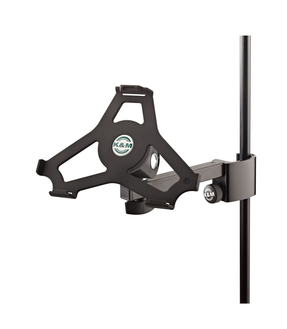 buy k&m ipad mini 4 holder for microphone stand