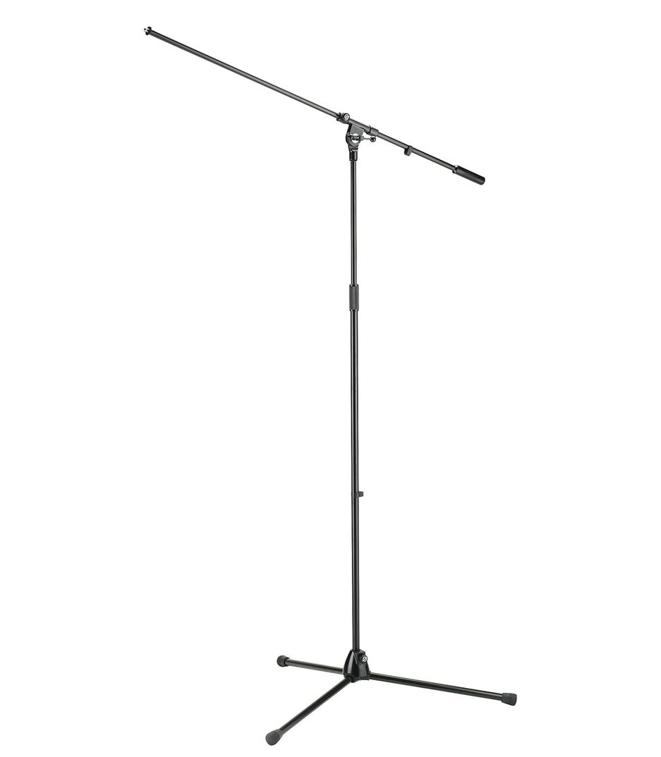 buy k&m 21021 500 55 overhead mic stand black 5 8 thread