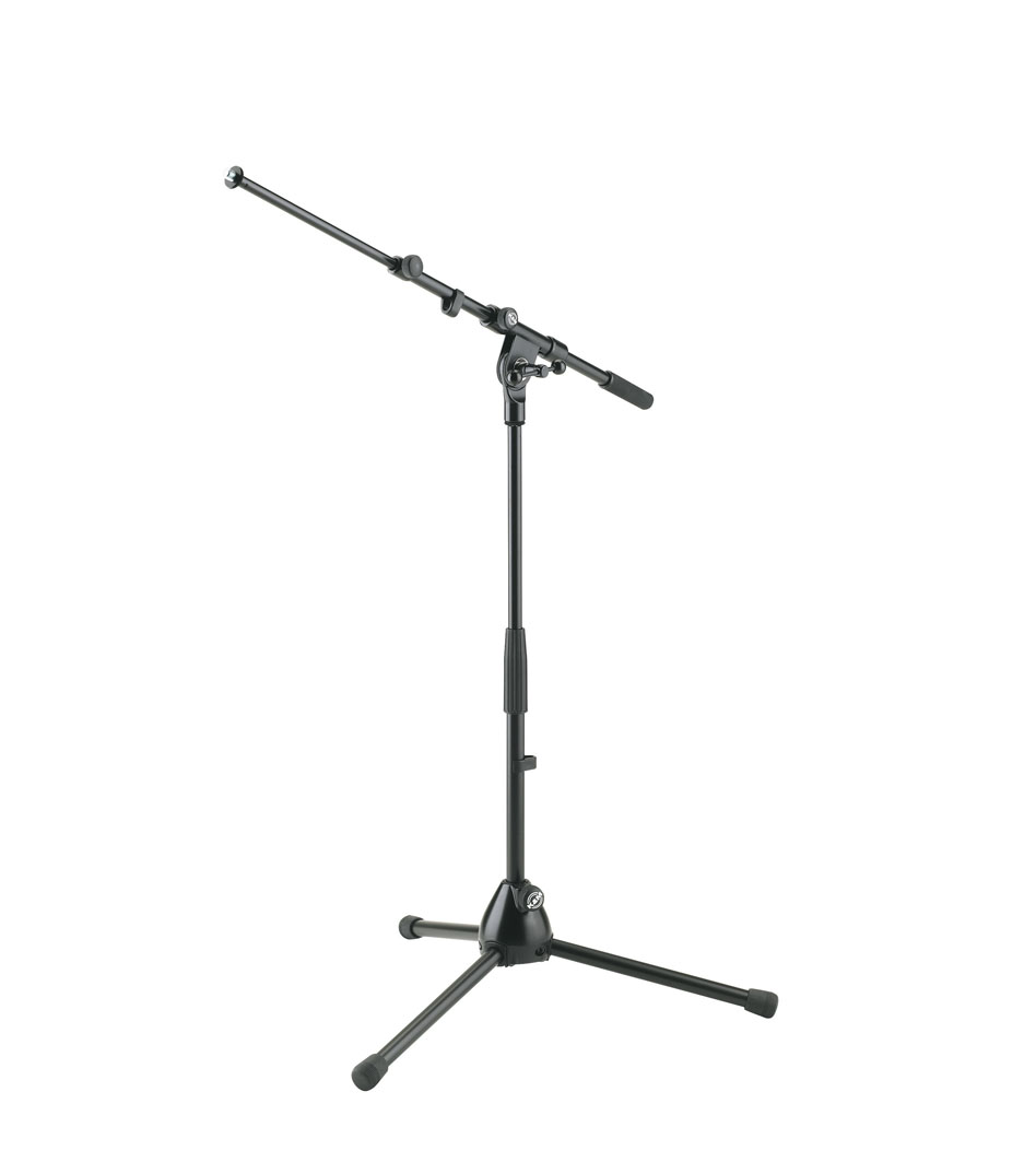 K&M - 25900 500 55 Low level telescopic stand w boom - Melody House Musical Instruments