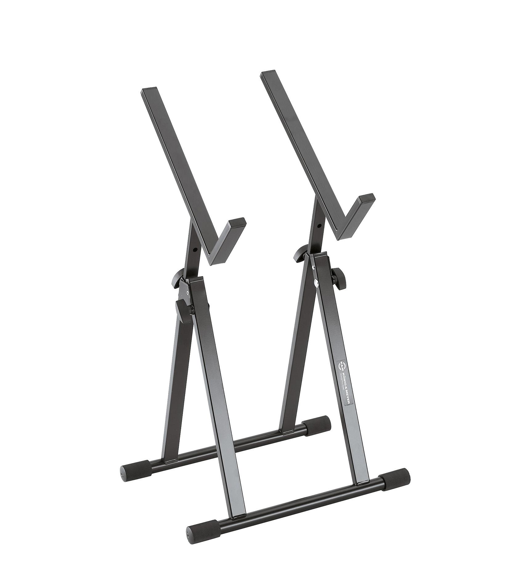 buy k&m 28101 000 55 monitor stand black