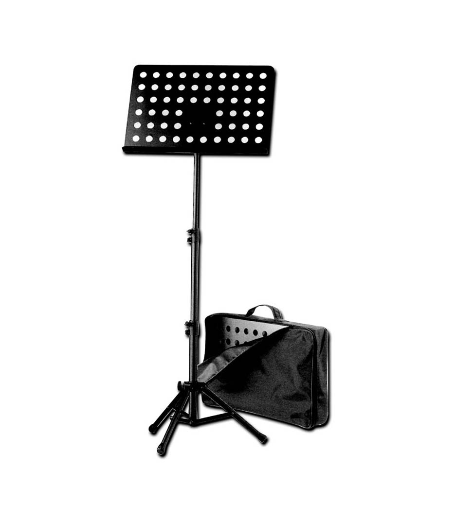 buy k&m 37885 black orchestra music stand