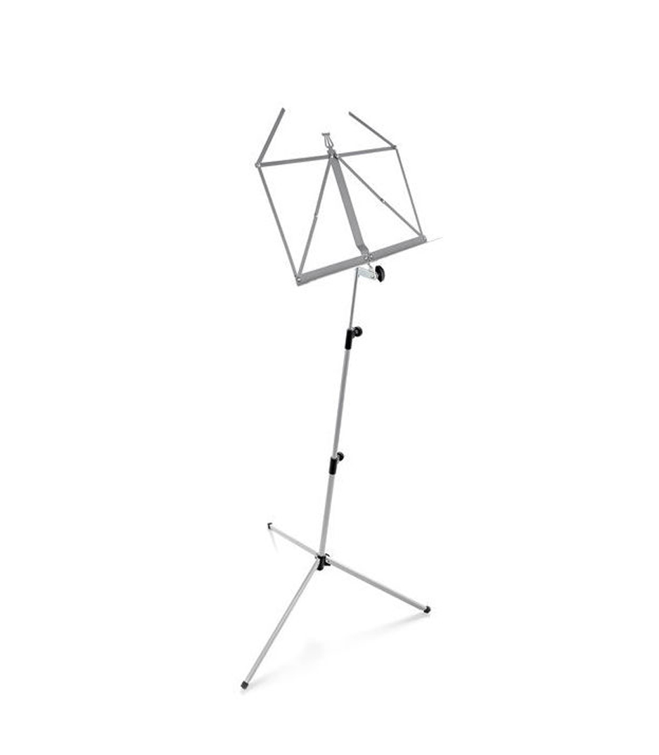 K&M - 10010 000 78 Music stand Silver shadow color - Melody House