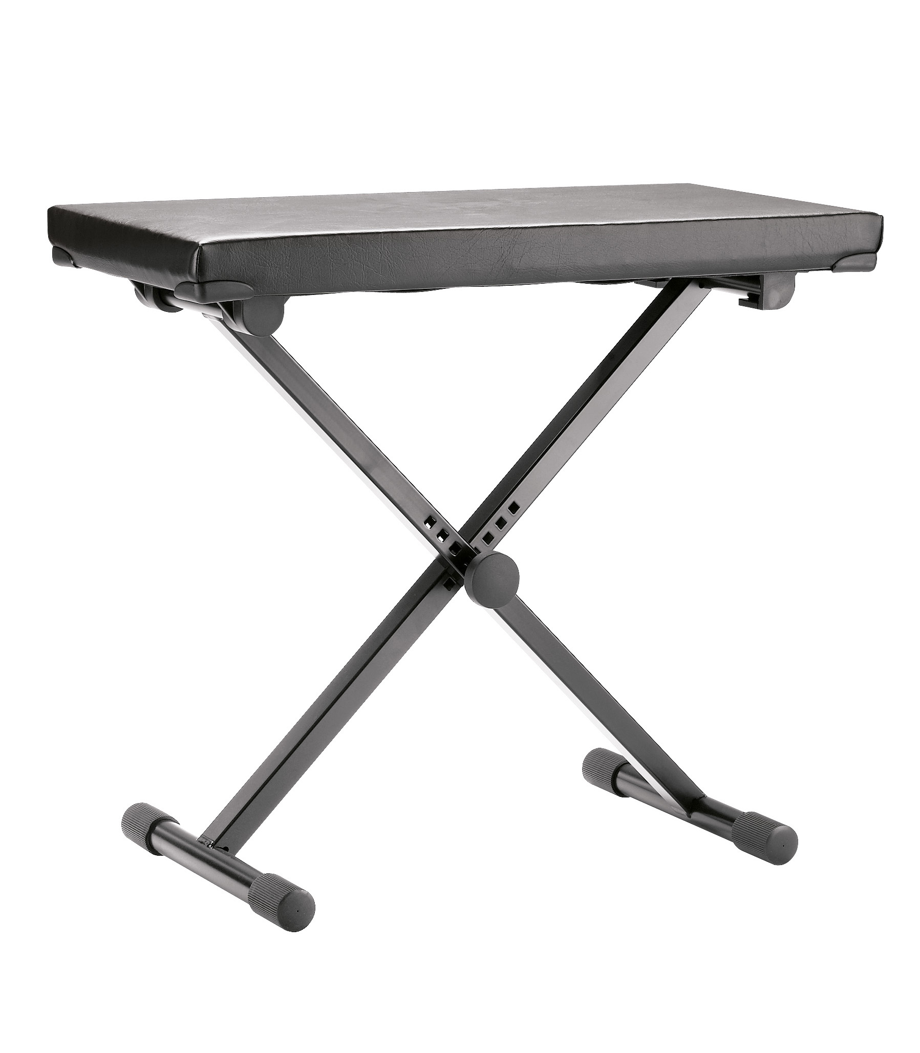 K&M - 14075 000 55 wide keyboard bench - Melody House Musical Instruments